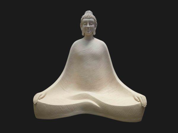 Buddha 32 x 32 x 18 inches